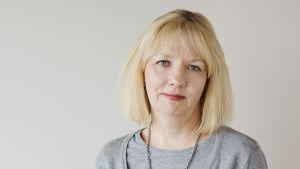 Marie Rautava jobbar som programdirektör vid Mannerheims Barnskyddsförbund.