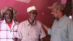 Pakolaisena Suomeen saapunut Wali Hashi haaveili miltei 30 vuotta, että sotatila Somaliassa vihdoin päättyisi.