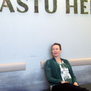 Tove vesterbacka i helsingfors stadsmuseum