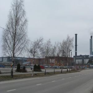 Sappis pappersfabrik i Gerknäs