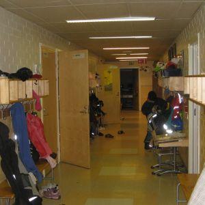 Solbrinkens skola i Lojo.