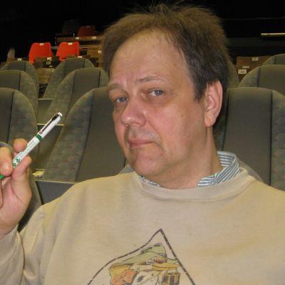 Jan Lindroos är producent för Djurgården