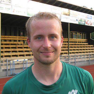 Jens MAttfolk är lagkapten för EIF.