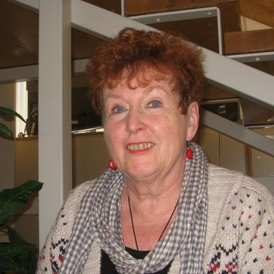 Isa Forsbäck är ordförande för bildningsnämnden svenskaspråkiga sektion i Raseborg.