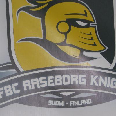 FBC Raseborg Knights nya lojo.