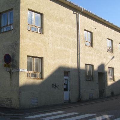 Lönnbergska fastigheten i Karis.