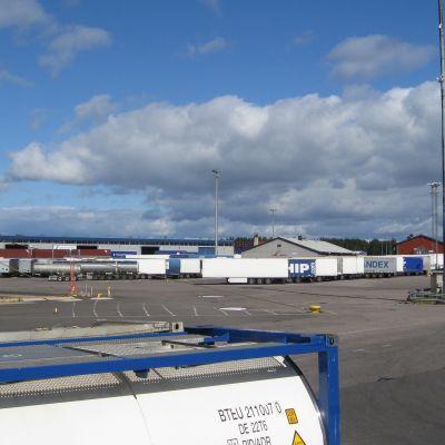 Nya svaveldirektiv betyder sannolikt emra trafik över hamnen i Hangö.