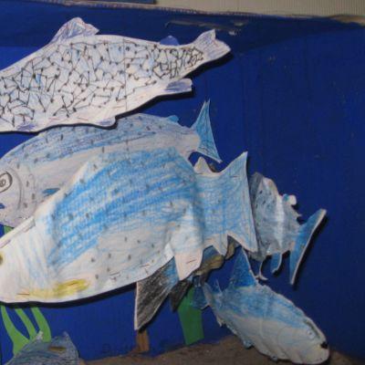 Utrotningshotade fiskar