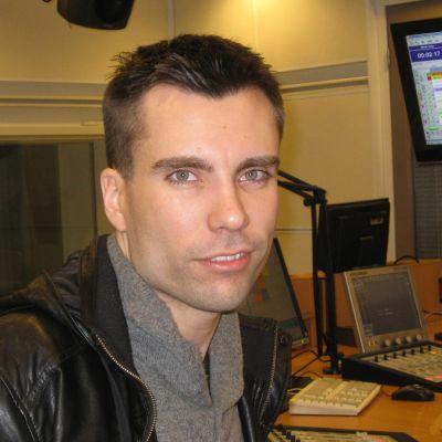 Rapartisten Qruu alias Johan Kvarnström