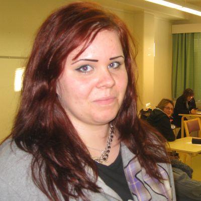 Johanna Asplund vill inte studera i för stor grupp