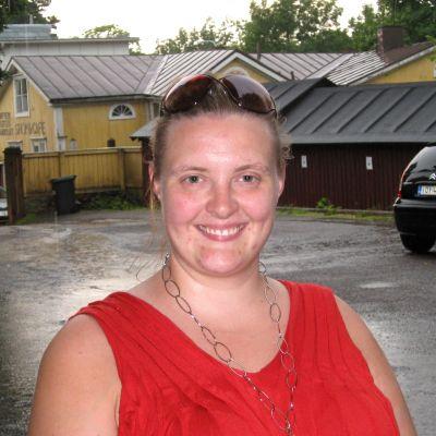 Jessica Mannström återvänder till handbollsmålet i BK-46.