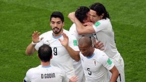 Uruguay firar.