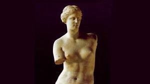 Milon Venus, kreikkalainen veistos 120 eaa.
