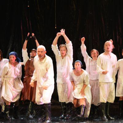 Myrskyluodon Maija Vaasan kaupunginteatterissa