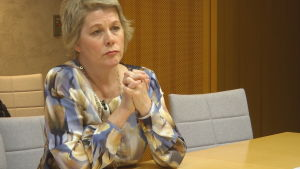 Sari Helminen på Finansinspektionen