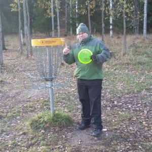 Ville Järvinen Hole-In-One, Imatralla, 45 metriä