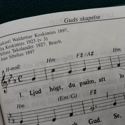 Psalm 451 i psalmboken