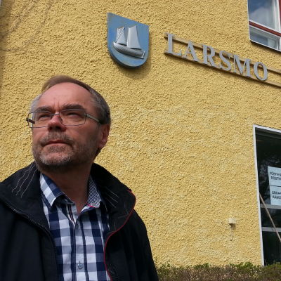 Ungdomssekreterare Arne Böhling i Larsmo