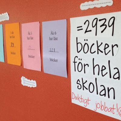 Österby skola i Raseborg.