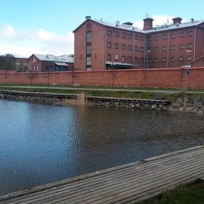 Länsfängelset i Vasa.