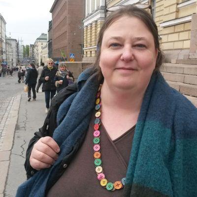 Laura Lodenius, Finlands fredsförbund