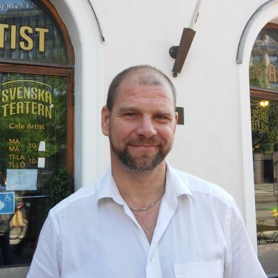 Johan Storgård, teaterchef Svenska teatern
