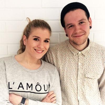 Pernilla och Jonas Karlsson
