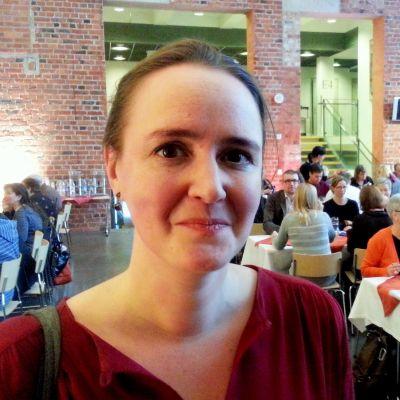 Johanna Koljonen på Mediespråk 2013
