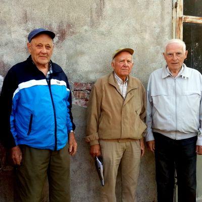 Gänget som berättade om det gamla mejeriet i Yttermark
