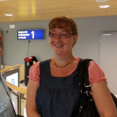 Marko Kuoppa ja Mira Ahonen palasivat Egyptin lomaltaan ennenaikojaan.