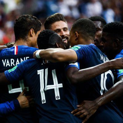 Ranska MM-joukkue 2018