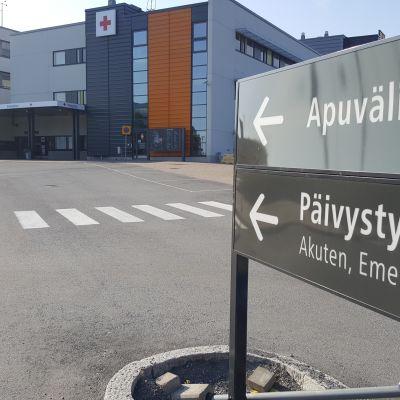 Seinäjoen keskussairaalan ensiapupäivystys