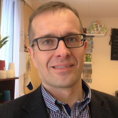 Liperin elinkeinojohtaja Mika Hyttinen.