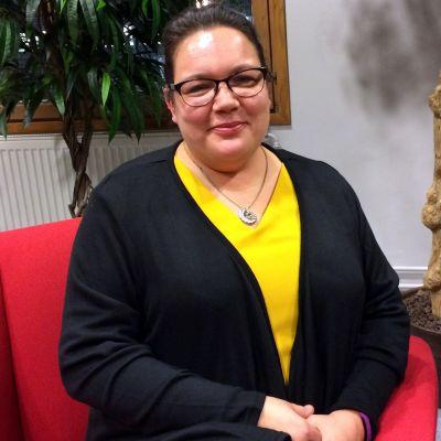 Perlokselta vuonna 2007 irtisanottu Mari Hiltunen.