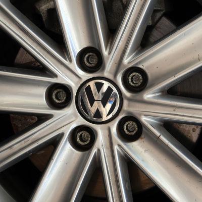 Volkswagen däck.
