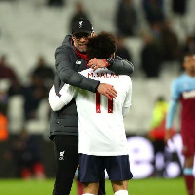 Näin Liverpool jyräsi West Hamin nurin Valioliigassa