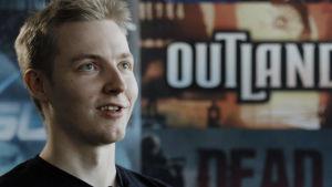 Markku Velinen joka osallistuu koodauksen MM-kisoihin.