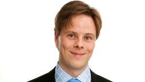 Klaus Nieminen på Kommunikationsverket.