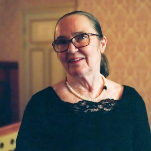 Tanssitaiteilija Tarja Sara Jyväskylästä