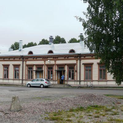 Borgå järnvägsstation