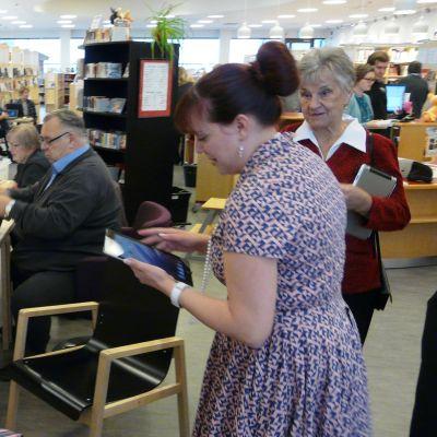 Datorundervisning för äldre