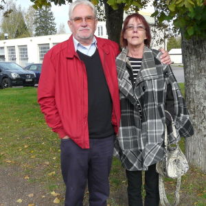 Marianne och Erik Lindqvist har redan i flera år haft Mariannes alzheimerdiagnos som en del av vardagen.