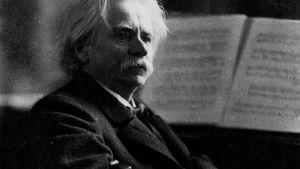 Norske kompositören Edvard Grieg