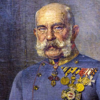 Keisari Franz Joosef hallitsi Itävalta-Unkarin valtakuntaa ennätykselliset 68 vuotta.