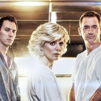 Hiljainen todistaja -sarjasta esitetään uudet 17. ja 18. kauden jaksot.