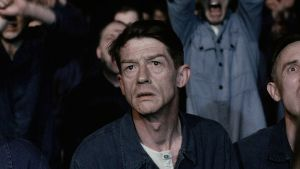 John Hurt on Winston Smith elokuvassa 1984