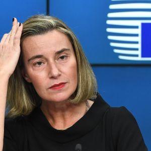 Federica Mogherini, EU:s utrikeschef