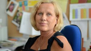 Lisbeth Hemgård, verksamhetsledare, FDUV