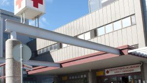 Kuopio universitetssjukhus, arkivbild från 2012