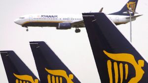 Ryanairs flygplan